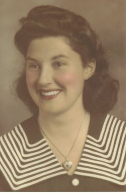 Frances Bernice Bee <i>O'Brien</i> Gabehart