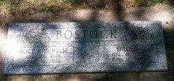 Alice Ann <i>Hulse</i> Bostock