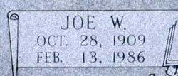 Joseph Weldon Joe Bailey