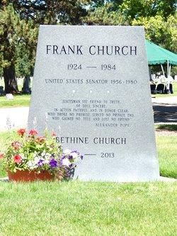 Jean Bethine <i>Clark</i> Church