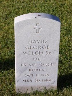 David George Welch, Sr
