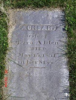 Achsah <i>Stebbins</i> Alden
