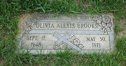 Olivia Alexis Brooks