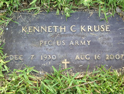 Kenneth Charles Kruse