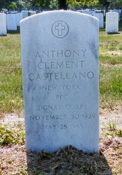 Anthony Clement Castellano