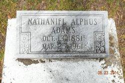 Nathan Alphus Adams, Jr