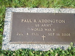 Paul Rexford Addington