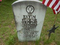Ervin Eugene Backen