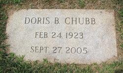 Doris B. Chubb