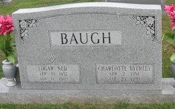 Charlotte Ann <i>Byerley</i> Baugh
