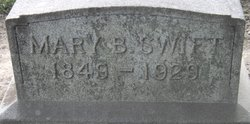 Mary B. <i>Hunt</i> Swift