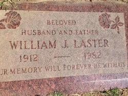 William James Bill Laster