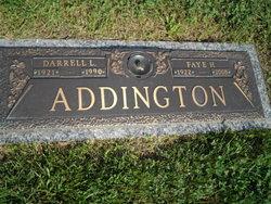 Darrel Liscum Addington