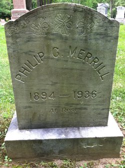 Philip G Merrill