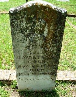 Emma A. Walters