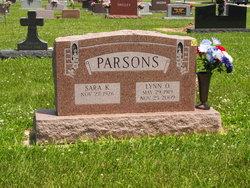 Lynn Odus Parsons