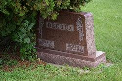 Joseph F DeCoux
