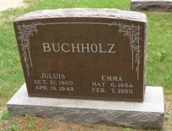Emma Rosalie <i>Buchholz</i> Buchholz