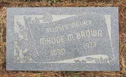 Maude Mary <i>Kays</i> Brown