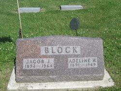 Adeline Helena <i>Kramer</i> Hobson Block