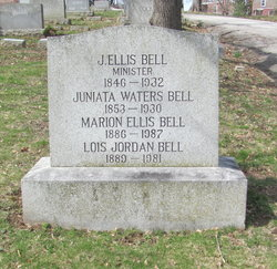 Marion Ellis Bell