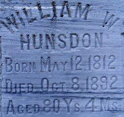 William Watson Hunsdon