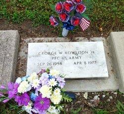 George W. Rowlison, Jr