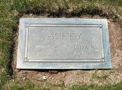 Henry H Achey
