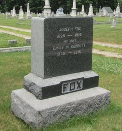 Emily M. <i>Barrett</i> Fox