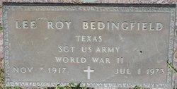 Lee Roy Bedingfield