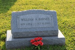 William A Barnes