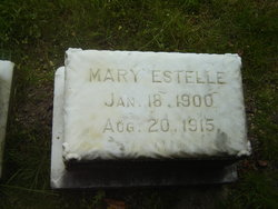 Mary Estelle Belle