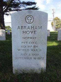 Abraham Hove