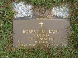 Robert Garfield Lane, Sr