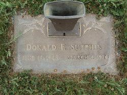 Donald Eugene Sutphin