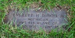 Everett Harold DuBois, Jr