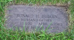 Ronald H DuBois