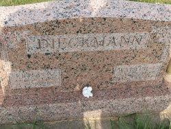Erna Anna <i>Schumann</i> Dieckmann