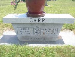 Glenn LaVerne Carr