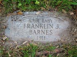 Franklin J Frankie Barnes