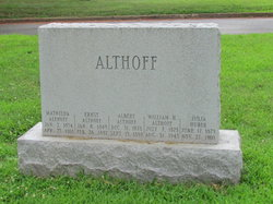 Albert Althoff
