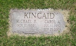 Carol A A C <i>Girard</i> Kincaid