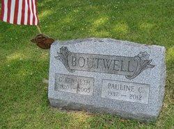 G Kenneth Boutwell