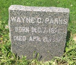 Wayne C. Parks