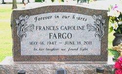 Frances Caroline Fran <i>House</i> Fargo
