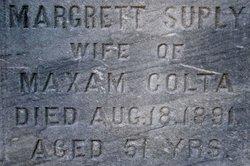 Margaret <i>Suply</i> Coltey