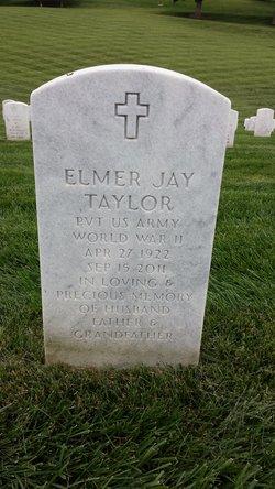 Elmer Jay Taylor, Sr