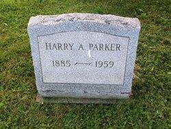 Harry A Parker