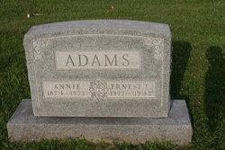 Mary Anna <i>East</i> Adams