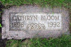 Cathryn Eva Mae <i>Quast</i> Bloom